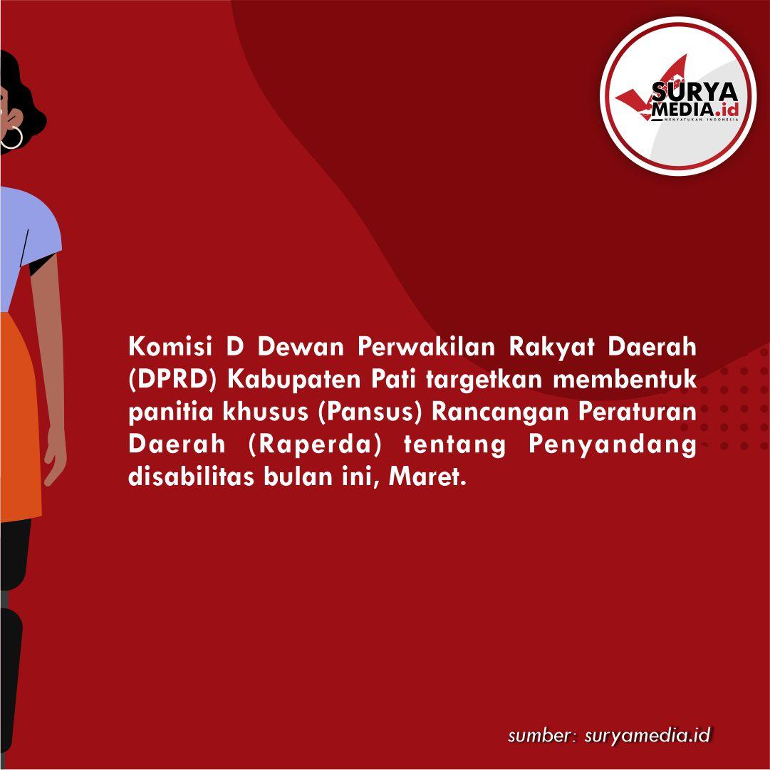 Raperda Penyandang Disabilitas B