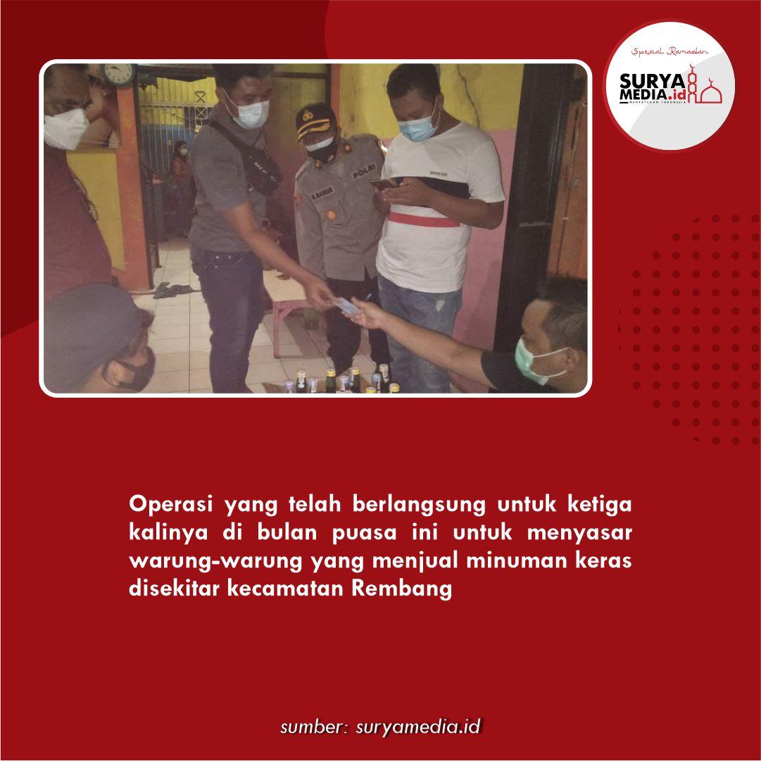 23 Miras Ditemukan dalam Operasi Pekat Jilid 3 di Rembang C
