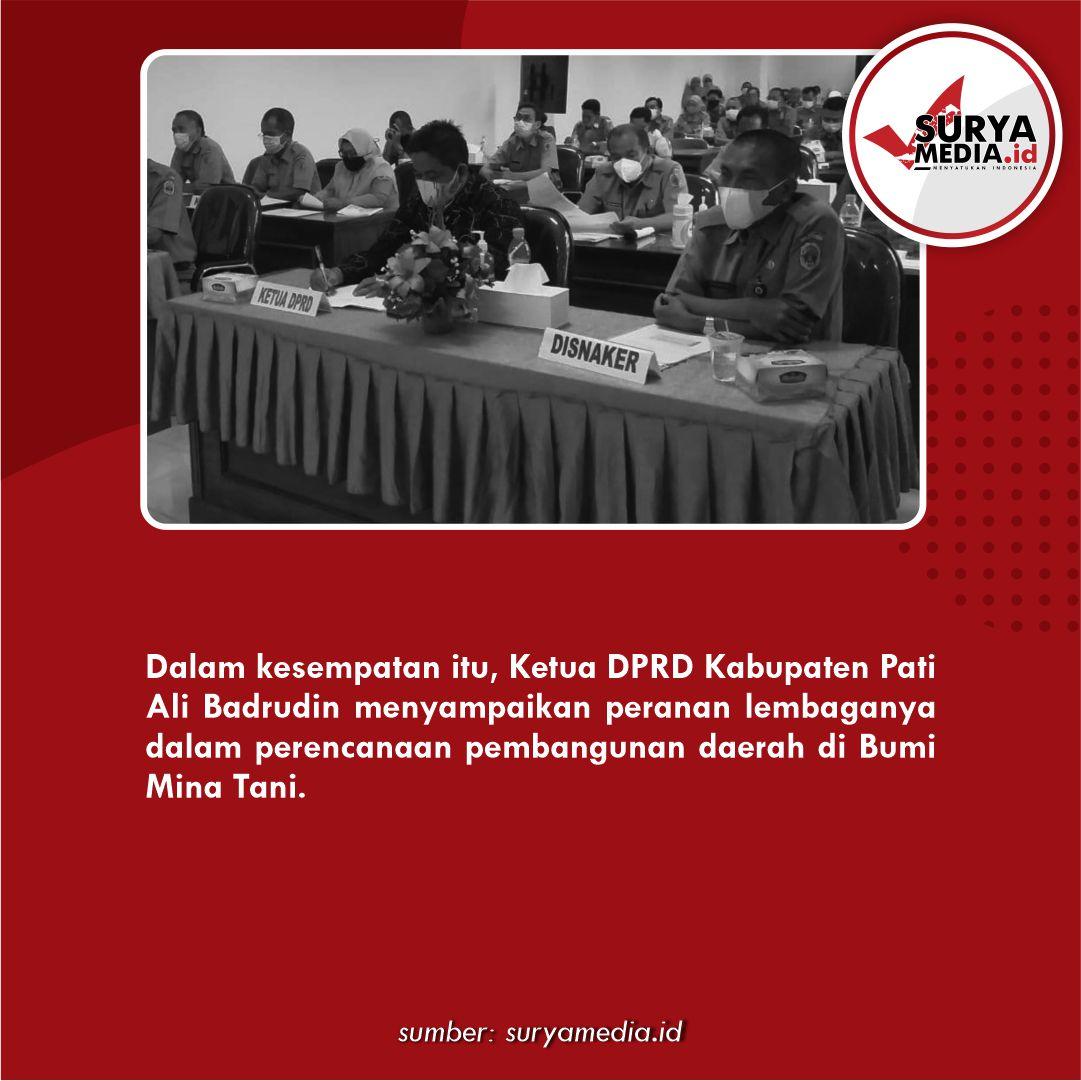 Penilaian Penghargaan Pembangunan se-Indonesia, Dewan Pati Sampaikan 4 Peranan C