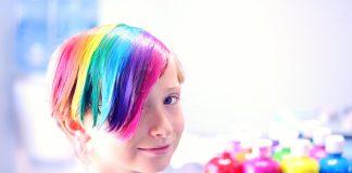 10 Teknik Perwarnaan Rambut