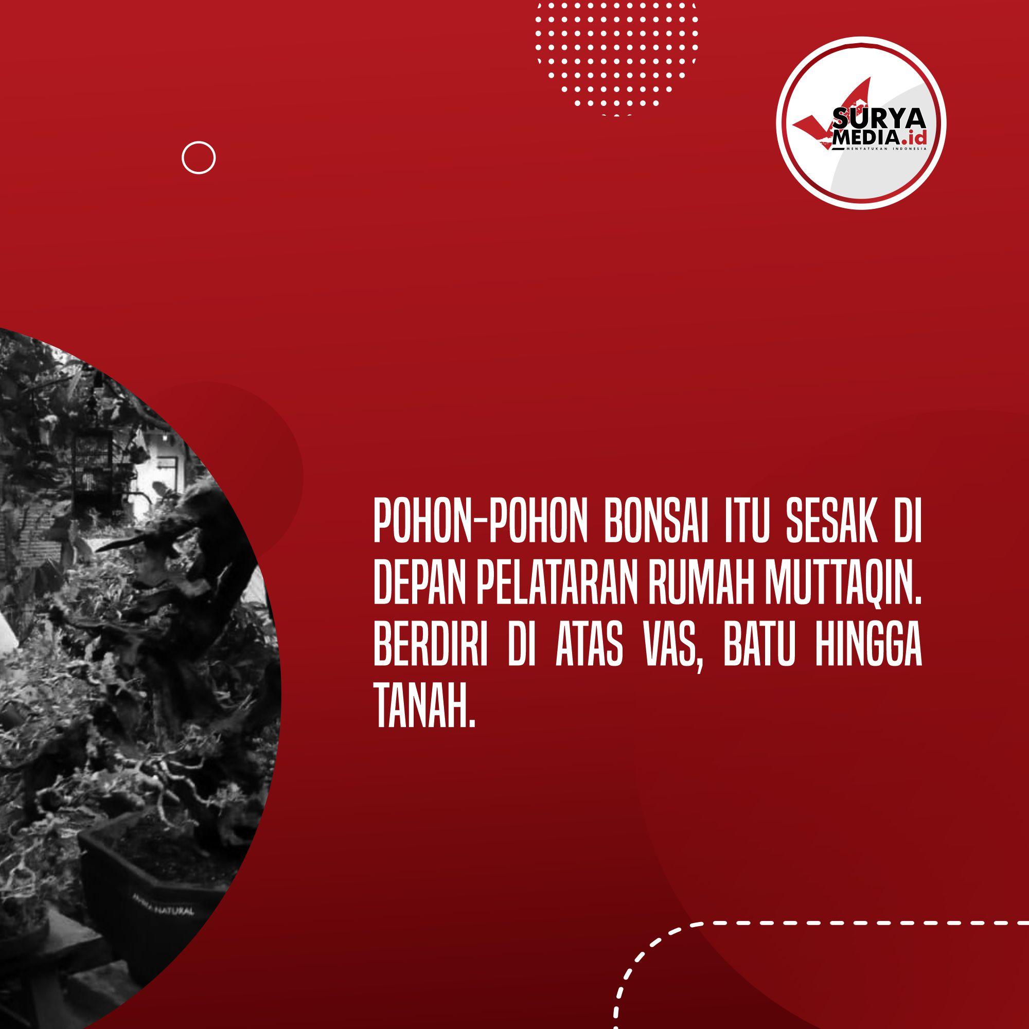 Kisah Petani Bonsai dari Lereng Muria B