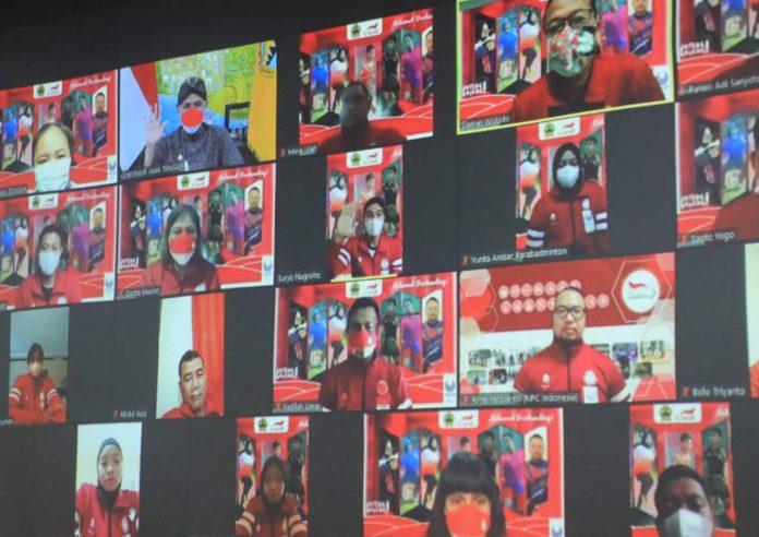 7 ATLET JATENG IKUTI PARALIMPIADE TOKYO 2020