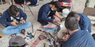 Pelatihan Logam di Tengah Pandemi, Tingkatkan Produktivitas IKM