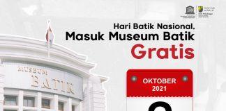 Masuk Museum Batik Pekalongan Gratis Pada Hari Batik Nasional