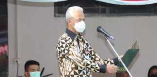 Gubernur Jateng Berikan Dukungan Pemberantasan Mafia Tanah