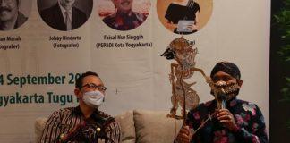 Pemkot Yogyakarta Lestarikan Budaya Wayang Melalui Fotografi