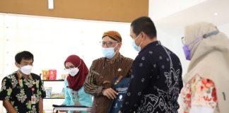 Pemberdayaan Ekonomi, Pelaku UMKM di Sekitar Proyek Tol Semarang-Demak Diberi Pelatihan