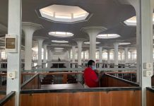 Siap Ditempati, Pedagang Pasar Johar Dilarang Mengubah Bentuk Bangunan