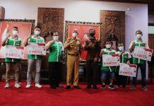 Bupati Jepara Janjikan Beri Bonus Pada Atlet Peraih Medali di Peparnas Papua