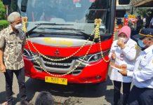 Mudahkan Pedagang dan Pelajar, Bus Trans Jateng Rute Semarang-Grobogan Diluncurkan