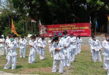 Kosike Kera Sakti, Perpaduan Olahraga Kungfu dan Karate Asli Magelang