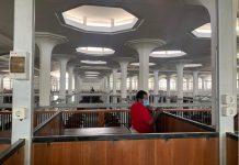 Pedagang Keluhkan Penataan Tempat, Wali Kota Minta Adanya Evaluasi Pasar Johar