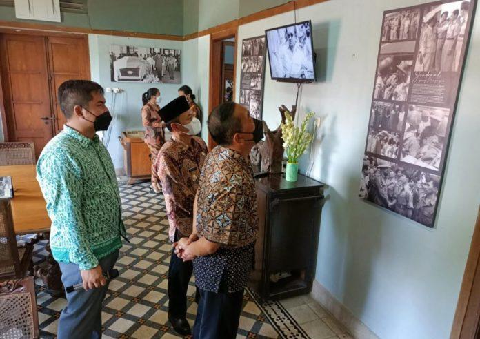 Rumah Peninggalan Pahlawan Jenderal Gatot Subroto Dijadikan Museum Pribadi