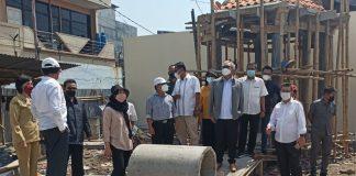 Pembangunan Taman MT Haryono Menjadi RTH Capai 50 Persen