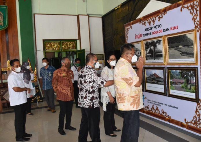 Sambut HUT Yogyakarta, Pemkot Sajikan Foto Tempo Dulu