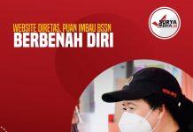 Website Diretas, Puan Imbau BSSN Berbenah Diri
